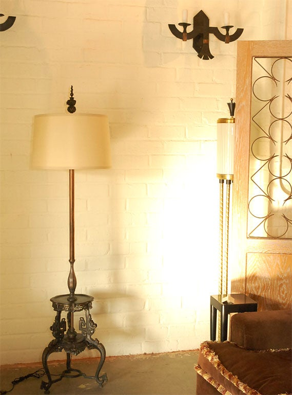 Bronze Floor Lamp 9