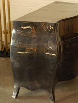 Bombay-Style Chest in Dark Gray Parchment image 10