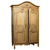 18th/19th C LOUIS XV STYLE ARMOIRE