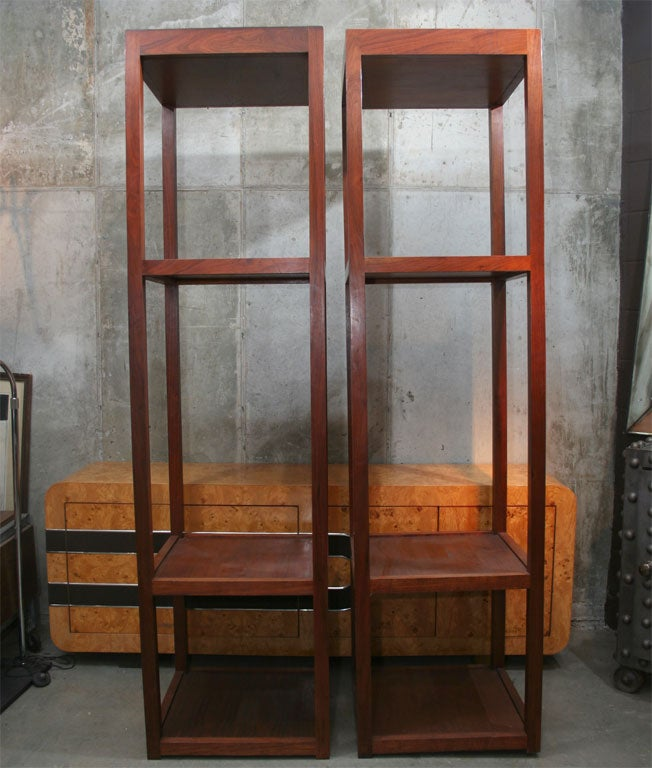 1950 S Walnut Etageres For Sale At 1stdibs
