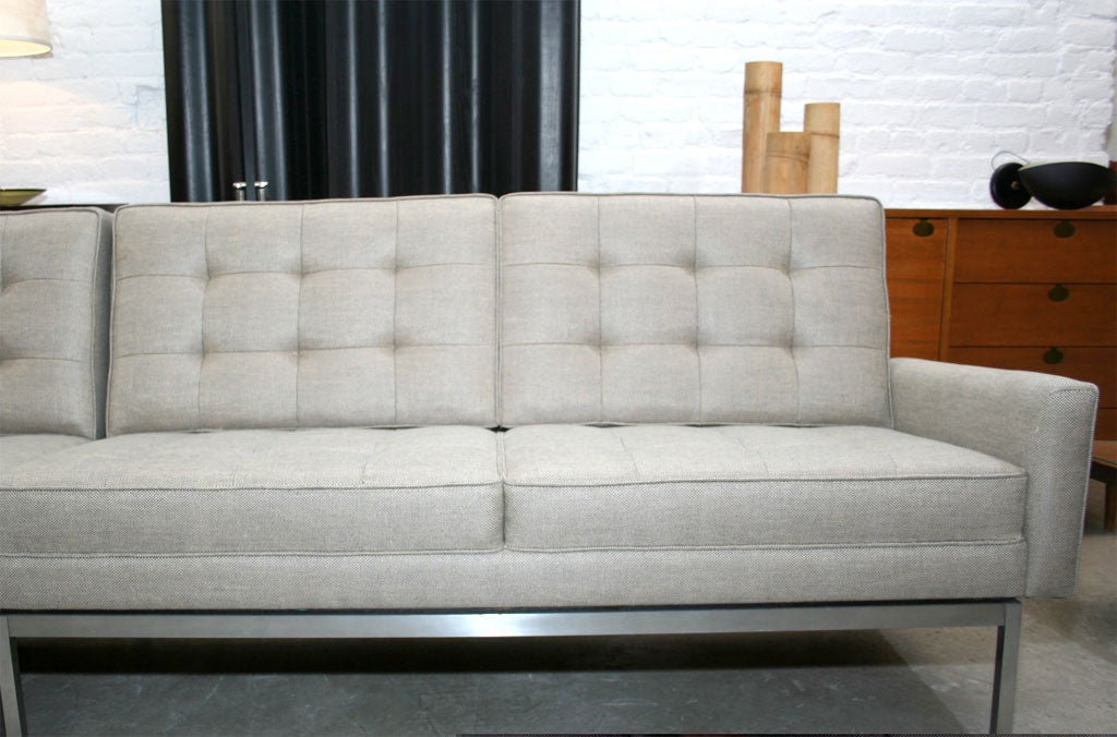 Florence Knoll 2 Piece Sectional Sofa In Holland And