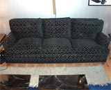 1950s Spanish Three-Seater Sofa by Gaston y Daniela thumbnail 2