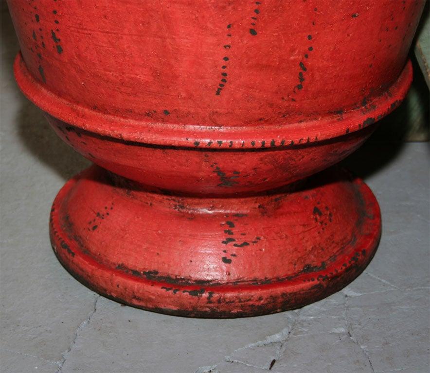 Glazed Terracotta Jars 4