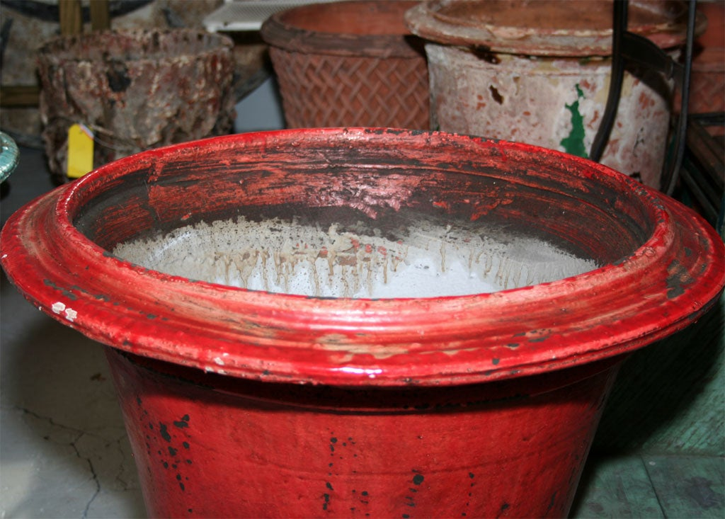 Glazed Terracotta Jars 5
