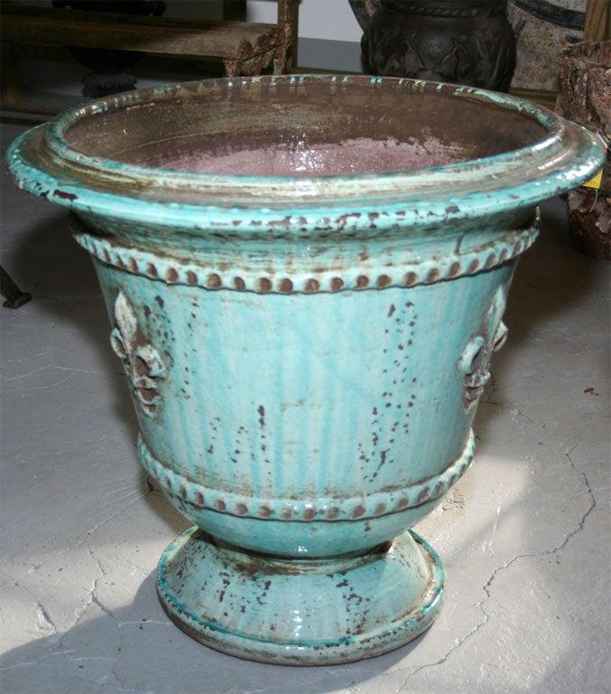 Glazed Terracotta Jars 6