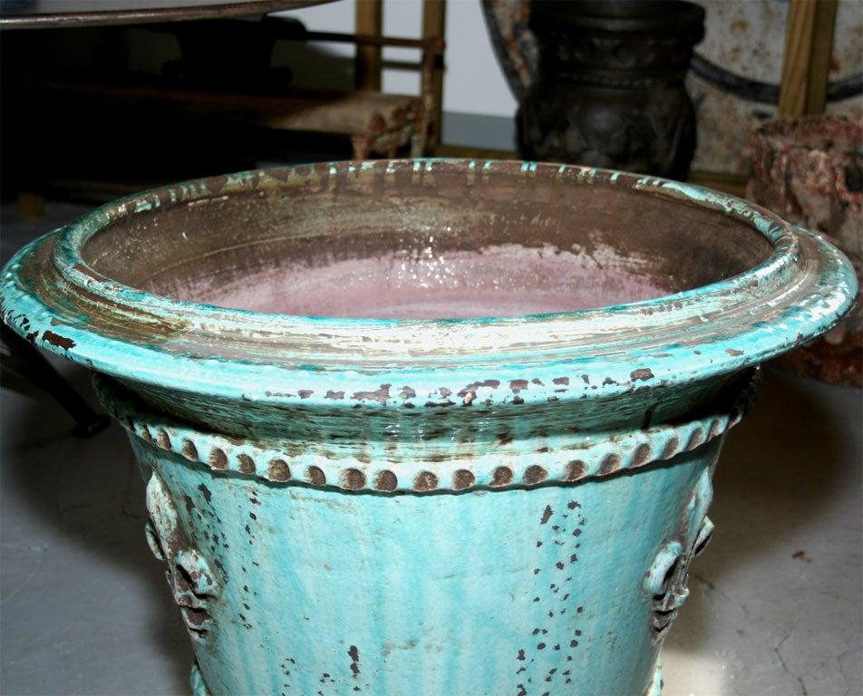 Glazed Terracotta Jars 8