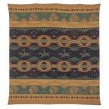 Vintage Beacon Indian Camp Blanket.