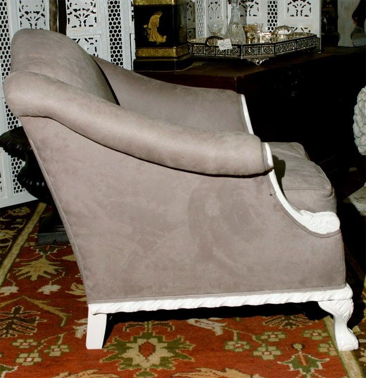 Club Chair At 1stdibs