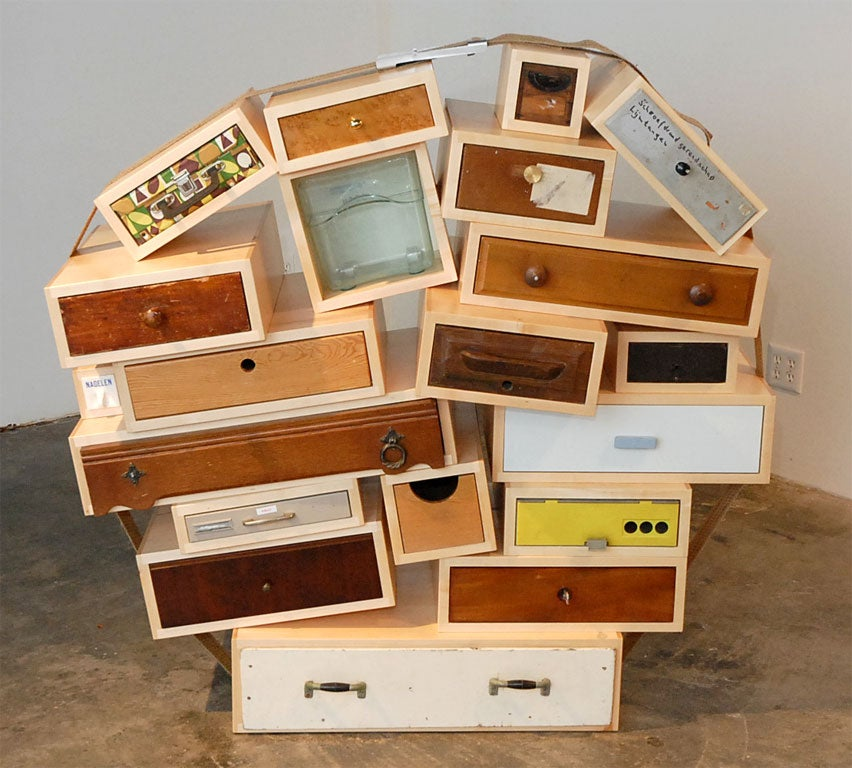 quality design 60c0f eec88 Chest of Drawers by Tejo Remy for Droog, Edition 95 of 200