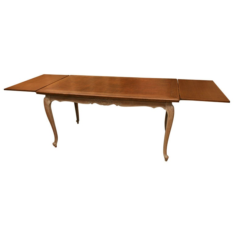 Louis XV Style French Provincial Dining Table At 1stdibs