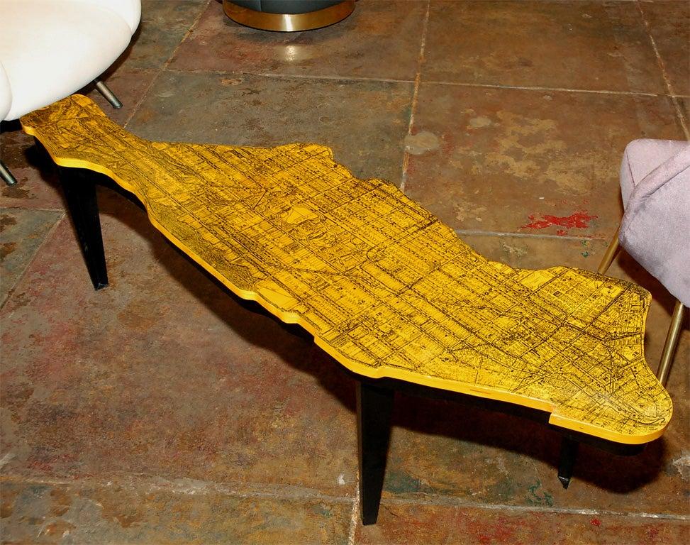 American Manhattan Coffee Table by Doug Edge