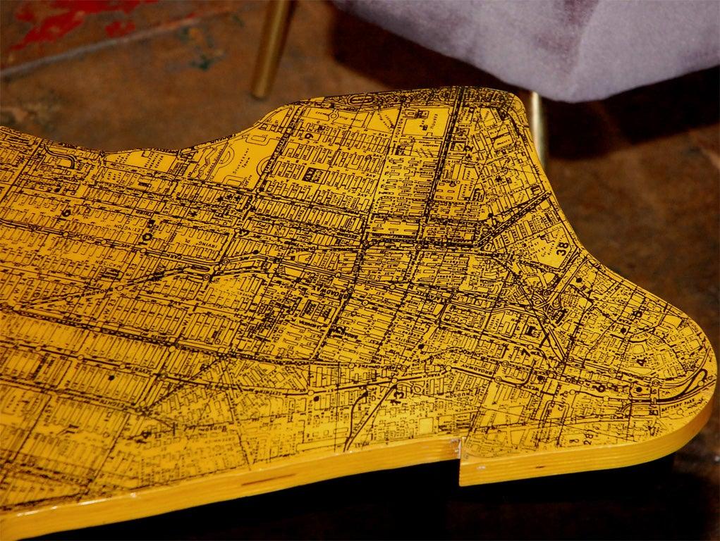 Manhattan Coffee Table by Doug Edge 1