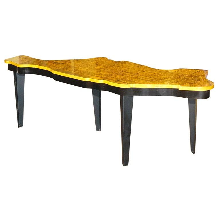 Manhattan Coffee Table By Doug Edge At 1stdibs