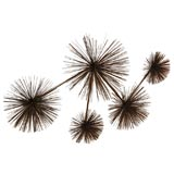 """""""SEA URCHIN"""" Wall sculpture by Jere'"""