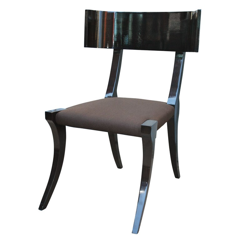 Klismos Style Chair For Sale at 1stdibs