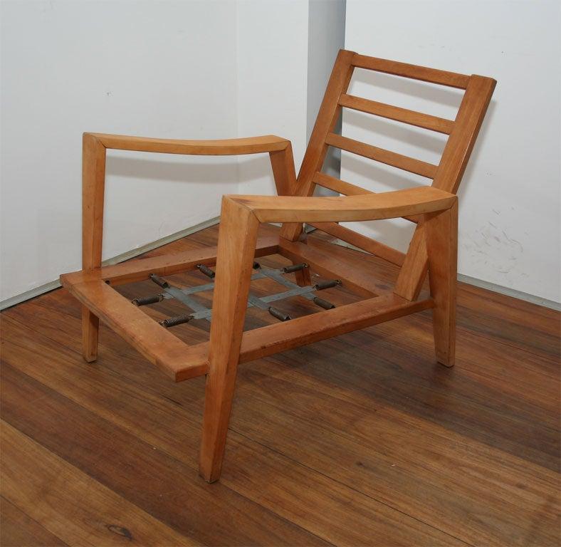 One Conant Ball Armchair At 1stdibs