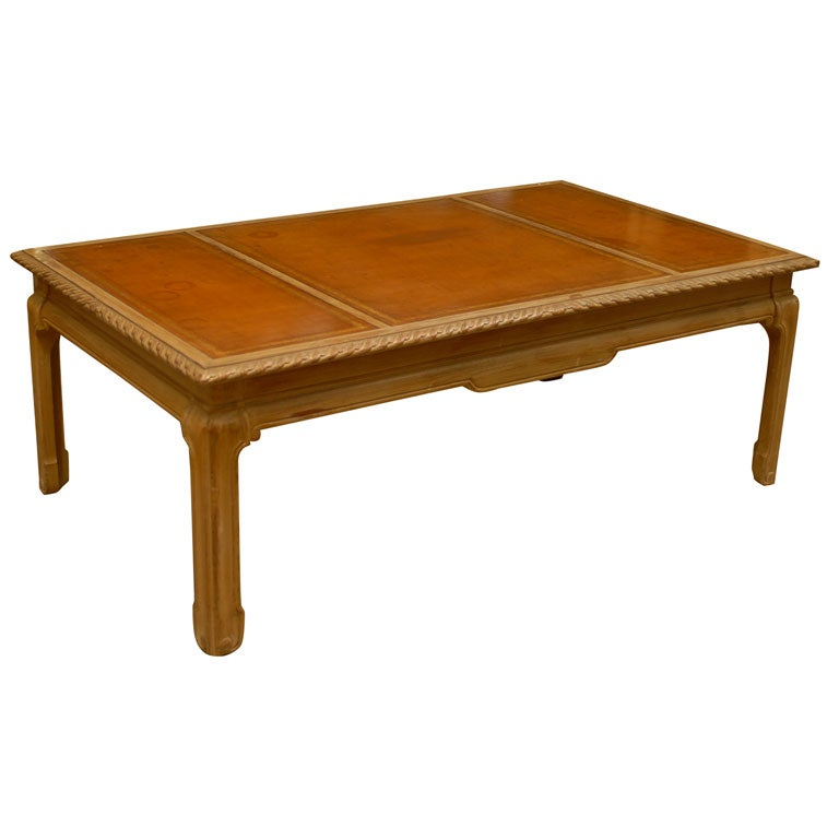 Vintage baker coffee table at 1stdibs Baker coffee table
