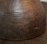 African Drum Table image 6