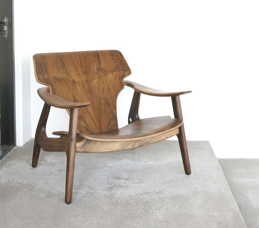 Brazilian Diz Chair by Sergio Rodrigues For Sale
