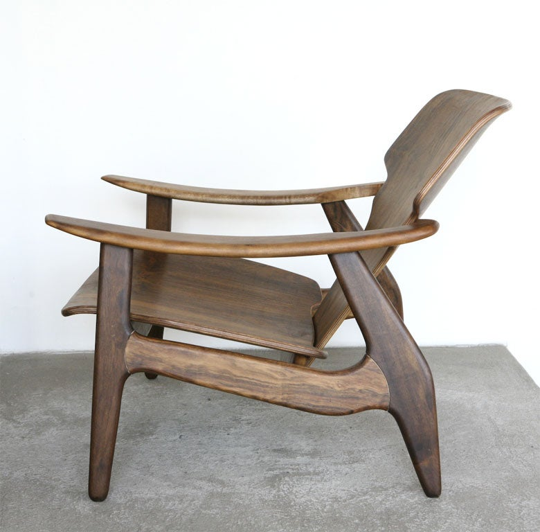 Diz Chair by Sergio Rodrigues For Sale 3