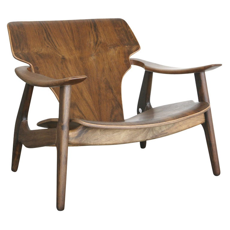 Diz Chair By Sergio Rodrigues