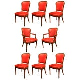 Set of George III Style Dining Chairs