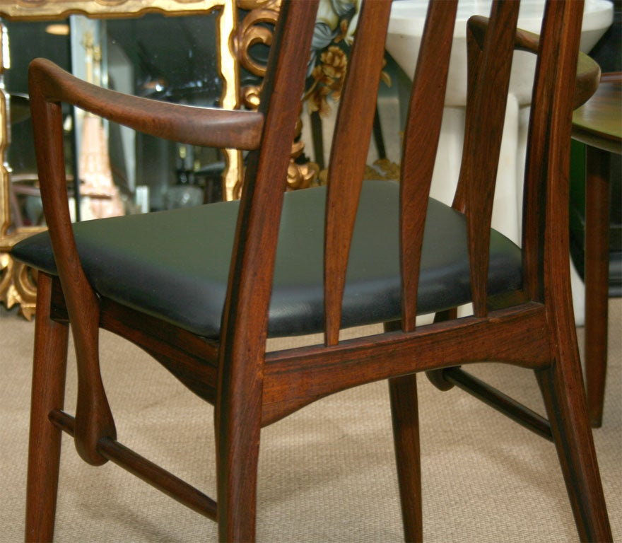 28 Rosewood Dining Room Furniture Niels Otto