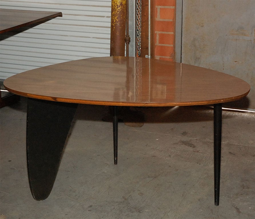 Isamu Noguchi Rudder Table For Sale. Exhibited: San Francisco Museum Of  Art, U0027sitting On The Edgeu0027, 1998
