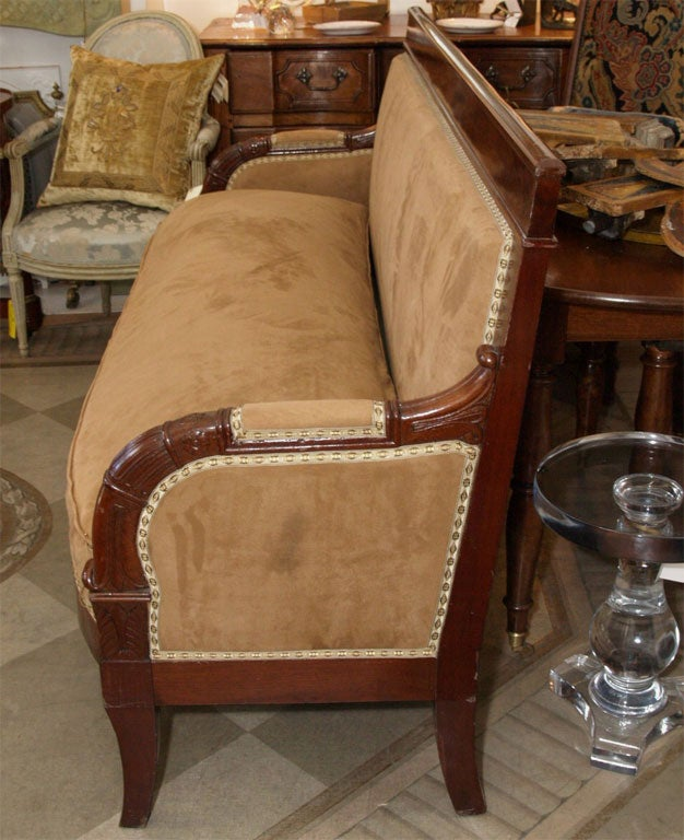 Restoration period canape for sale at 1stdibs for Canape for sale