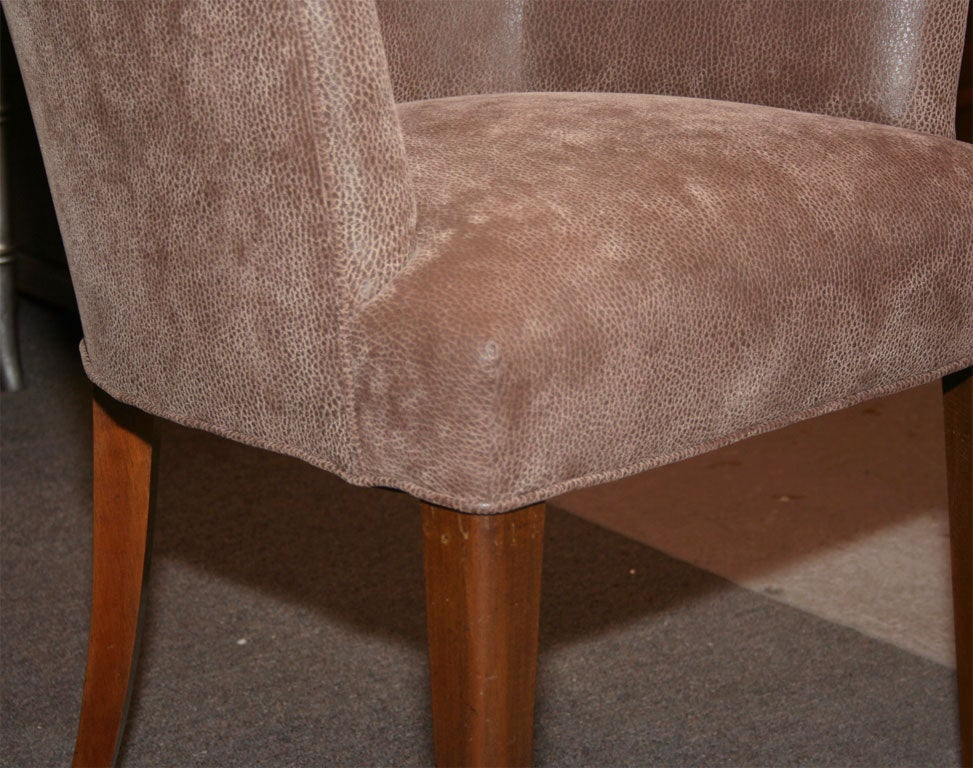 Mid-20th Century Mid Century Tub Chair For Sale