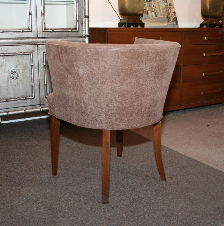 Mid Century Tub Chair For Sale 1