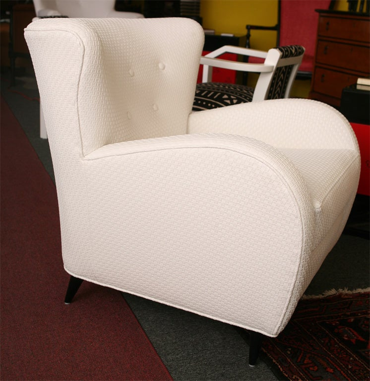 "North American ""Bella Figura"" Chairs Designed by Susane R For Sale"