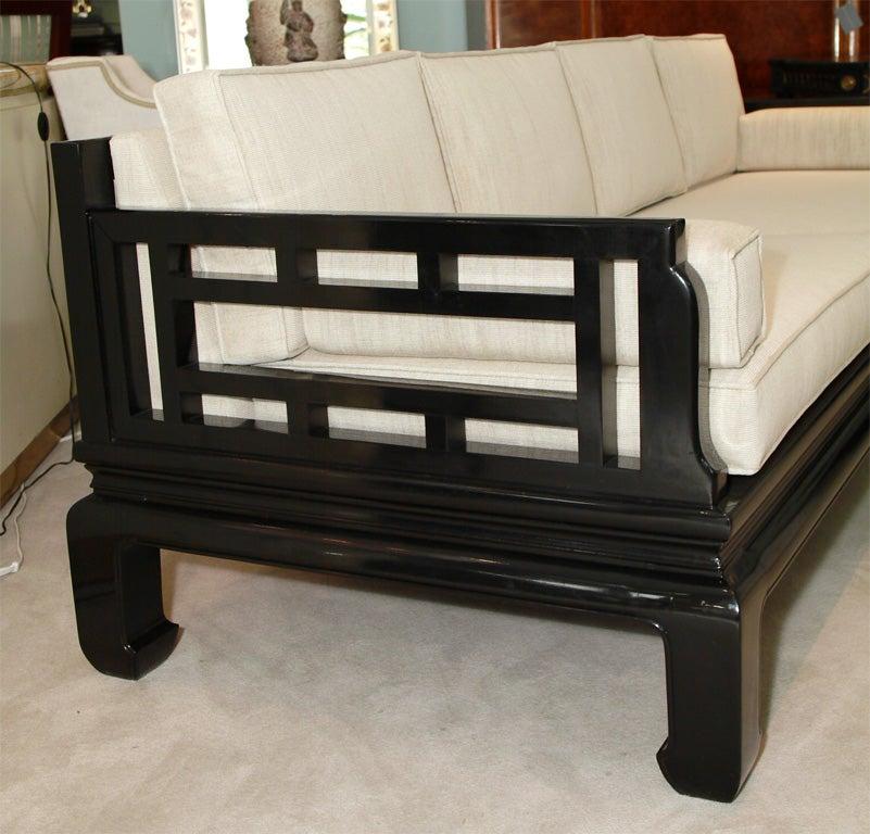 Asian Inspired Sofa 2