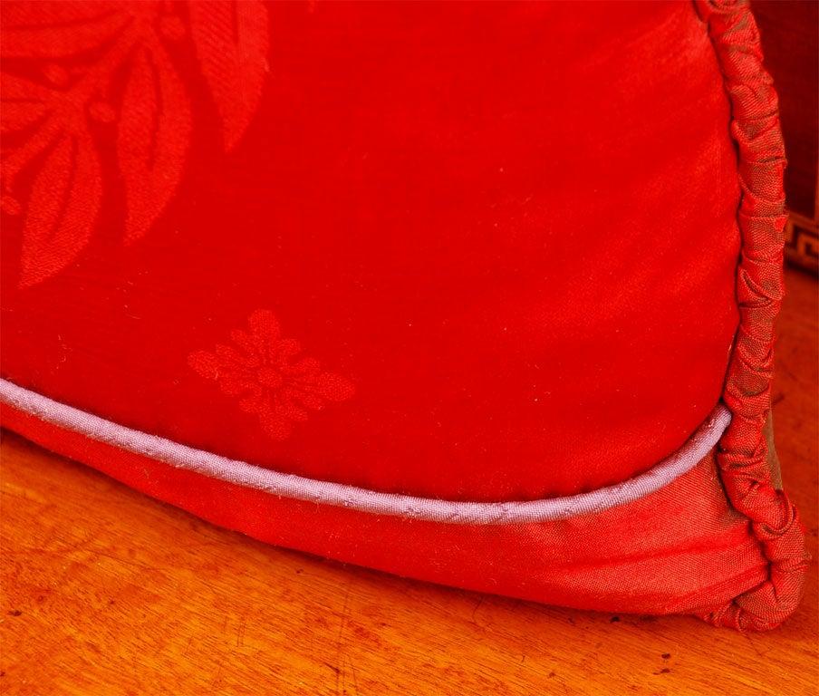Rectangular Bolster Pillow Pattern