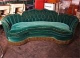 Grand Hotel Art Deco style sofa image 2