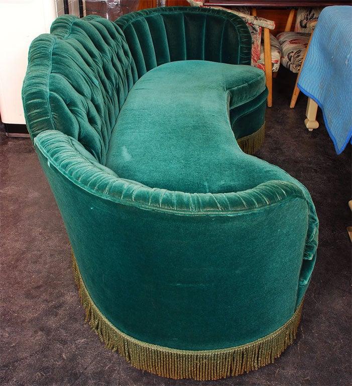 Grand Hotel Art Deco style sofa 3