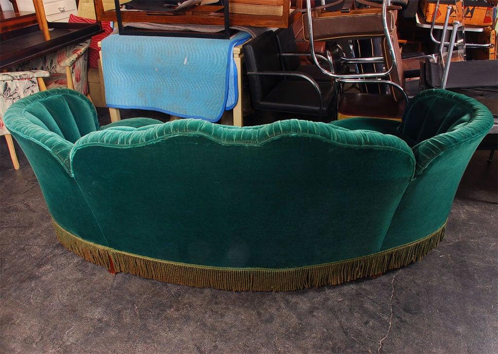 Grand Hotel Art Deco style sofa 4