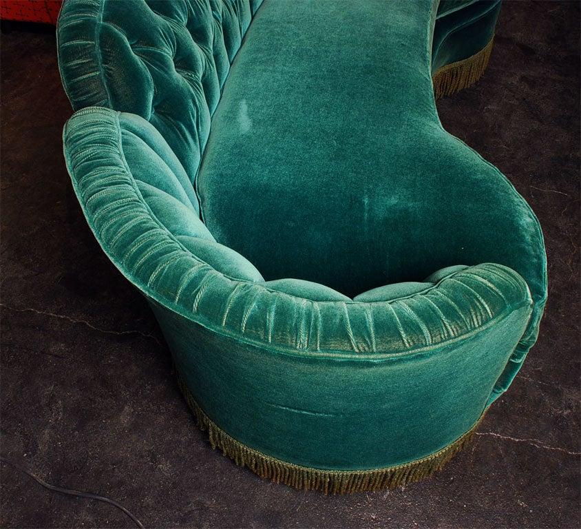 Grand Hotel Art Deco style sofa 5