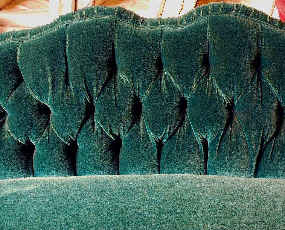 Grand Hotel Art Deco style sofa 7