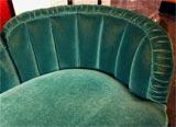 Grand Hotel Art Deco style sofa image 8
