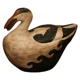 Hand-Carved Decoy