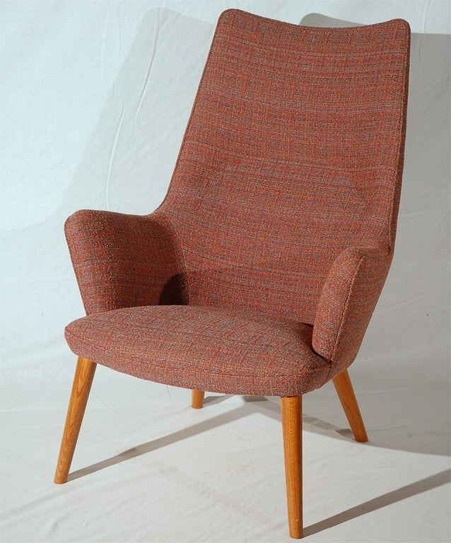 Hans Wegner Ap27 Arm Chair At 1stdibs
