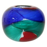 Stefano Toso Glass Bowl