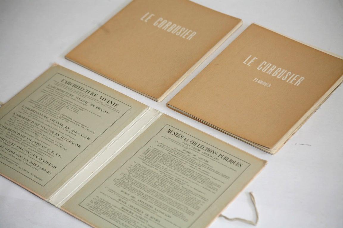 Le Corbusier Book For Sale 1