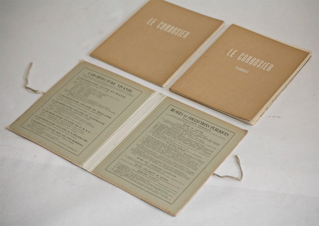 Le Corbusier Book For Sale 2