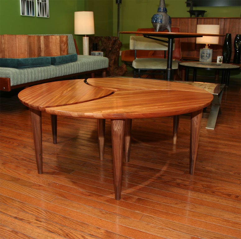 Three piece coffee table at 1stdibs for Coffee tables 3 piece
