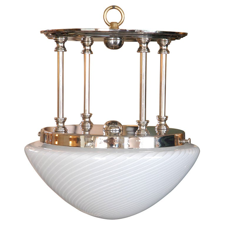 murano ceiling mounted lamps at 1stdibs