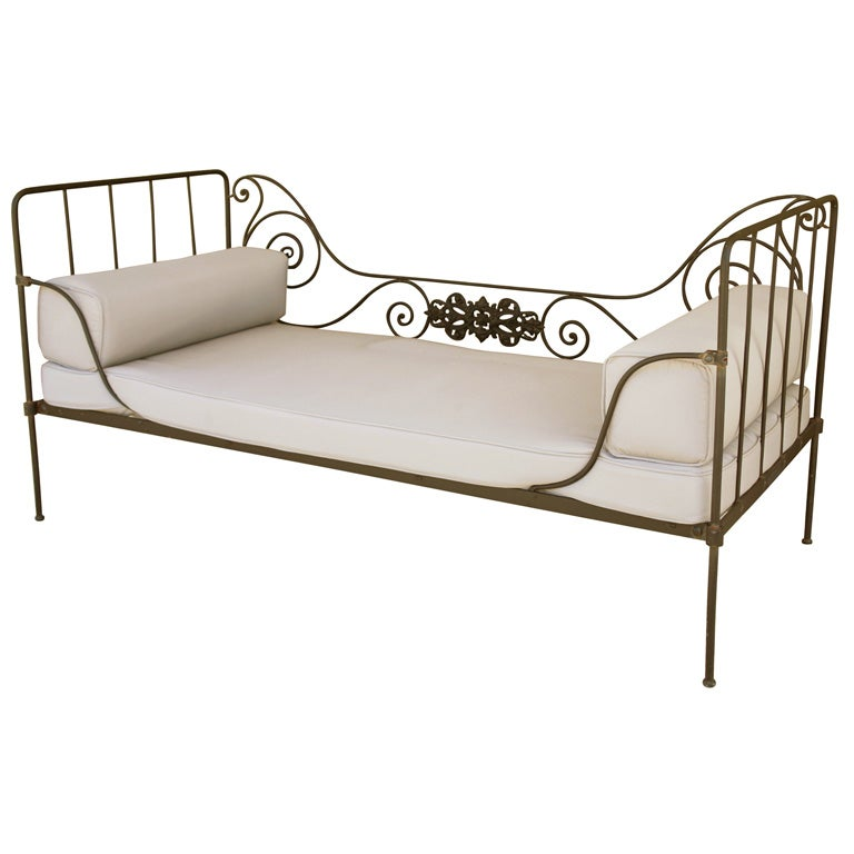 French Campaign Daybed At 1stdibs