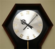 George Nelson Pendulum Clock for Howard Miller image 3