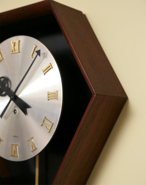 George Nelson Pendulum Clock for Howard Miller 5